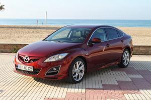 Mazda 6 F/L - test | Pierwsza jazda