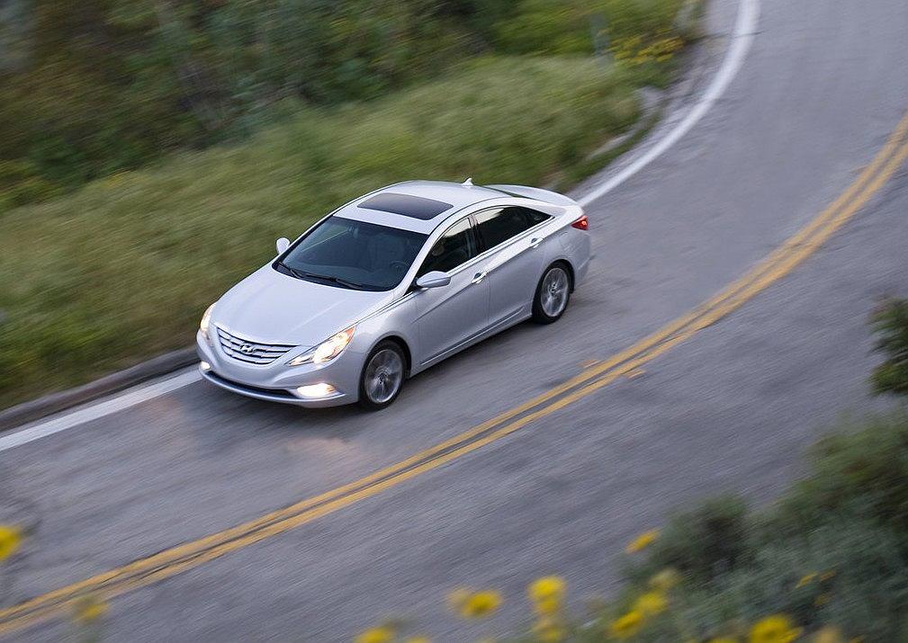 Hyundai Sonata 2.0T 2011