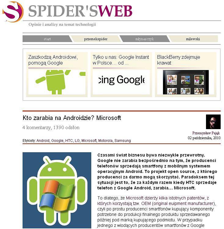 Spiders Web