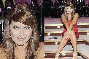 Media bardzo często krytykowały Kasię Skrzynecką za kiepskie stroje podczas programu Taniec z Gwiazdami. Aż do ostatniego odcinka.