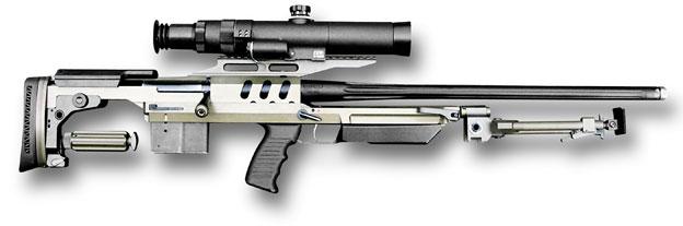 broń: Snajperka Aleksa