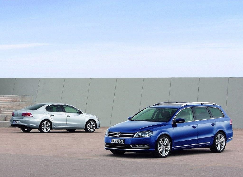 Volkswagen Passat 2011 (B7)