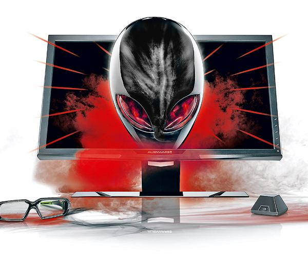 Dell Alienware OptX AW2310 3D