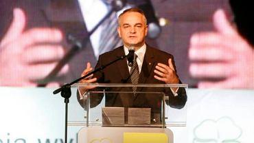 Konwencja wyborcza PSL w Rzeszowie