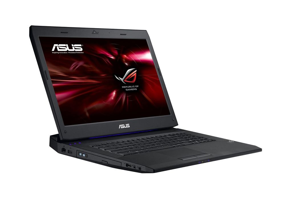 Asus G73 3D