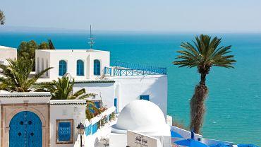 Tunezja wczasy, Sidi Bou Said