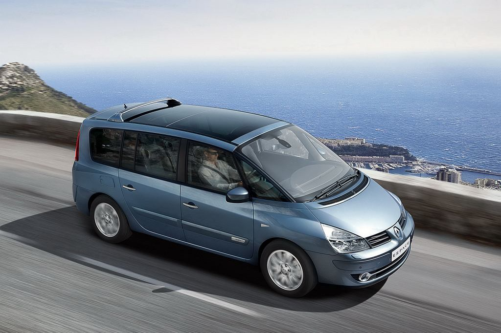 Renault Espace 2011