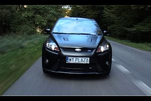 Ford Focus RS500 | Test wideo