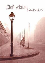 Cień wiatru, Carlos Ruis , Zafón, 22 zł