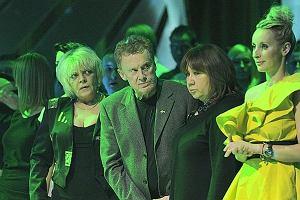 Takiego wsparcia życzyłby sobie każdy. Na widowni Tańca z Gwiazdami pojawił się Daniel Olbrychski z żoną.