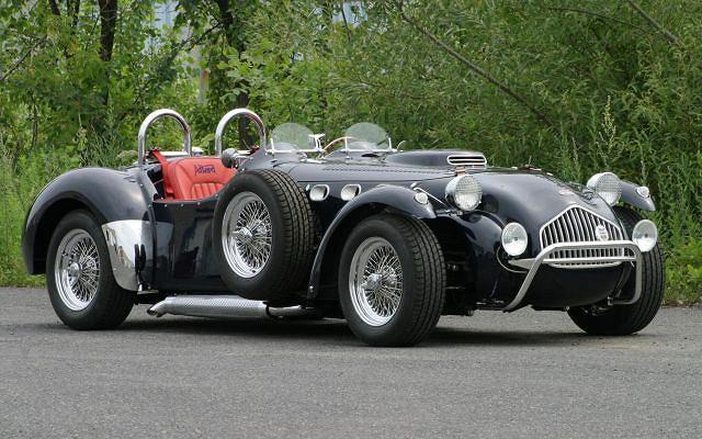 Allard J2X Mk II