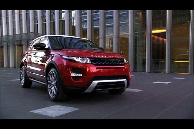 Range Rover Evoque 5dr