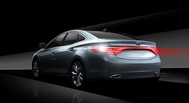 Hyundai Grandeur