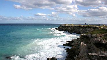 Isla Mujeres, wyspa na Morzu Karaibskim
