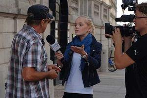 Kasia z Top Model: zagram w filmie.