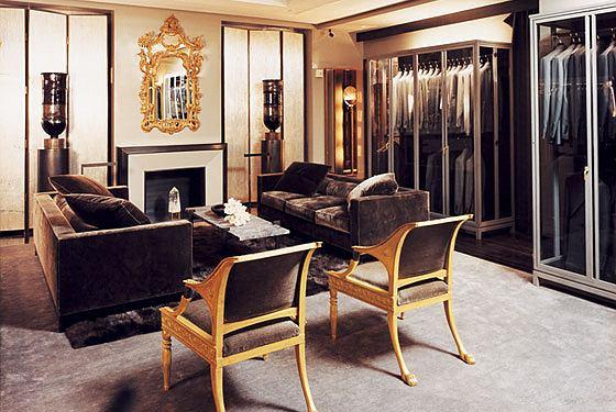 Tom Ford, salon w Nowym Jorku, Madison Avenue