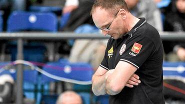 Trener Wiesław Popik