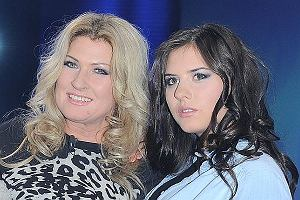 Beata Kozidrak z córką Agatą