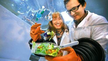 dr hab. Joanna Łojewska i dr Tomasz Łojewski są chemikami, pracują na Uniwersytecie Jagiellońskim