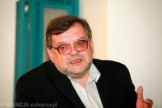 Jarosław Broda, dyrektor wydziału kultury urzędu miasta