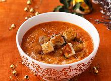 Pomidorowa zupa z ginem - ugotuj