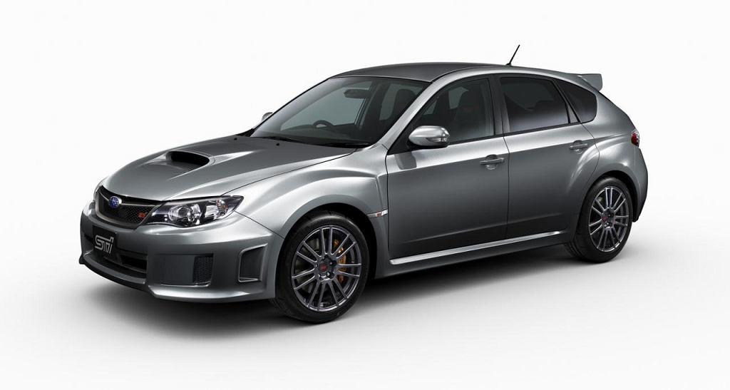 Subaru Impreza WRX STI spec C