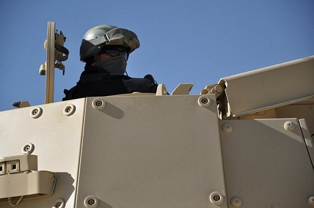 Żołnierze na służbie w Afganistanie