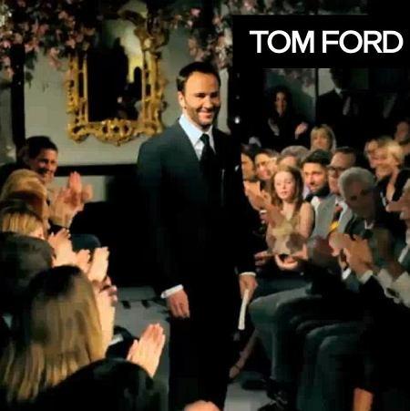 Tom Ford - pokaz kolekcji na wiosnę 2011