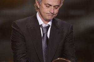 Jose Mourinho najlepszym trenerem i inne złote nagrody