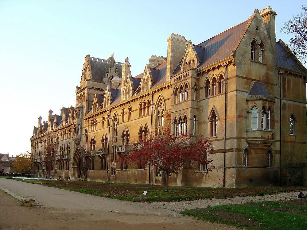 Oxford, dom Harry'ego Pottera