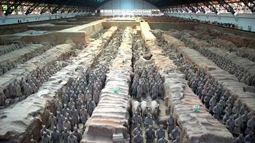Muzeum Armii Terakotowej w Xi'an