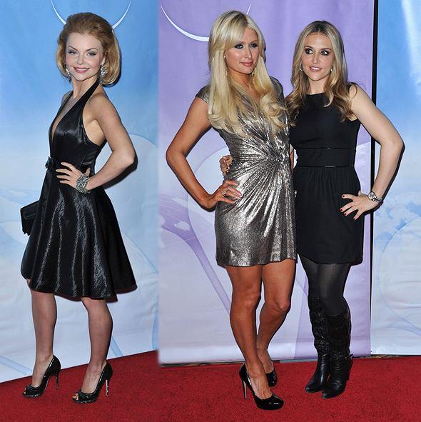 Izabella Miko, Paris Hilton, Brooke Mueller