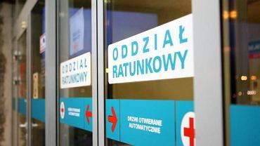 Szpitalny Oddział Ratunkowy (SOR)