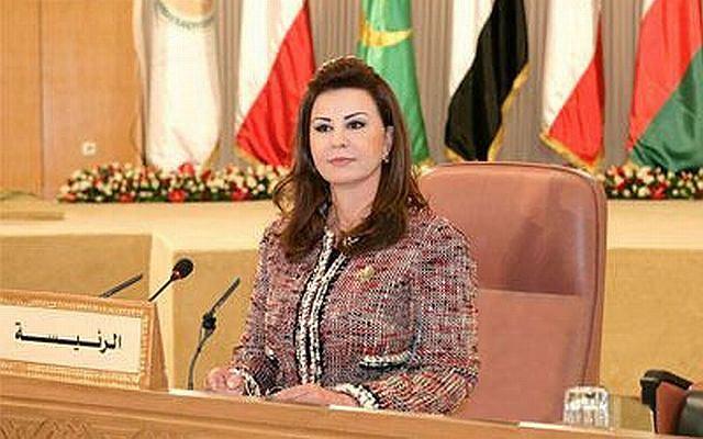 Leila Ben Ali - pierwsza dama Tunezji
