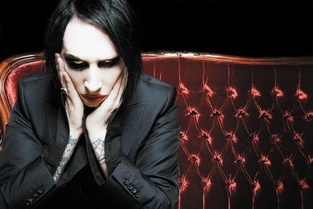 Marilyn Manson, mat. prasowe