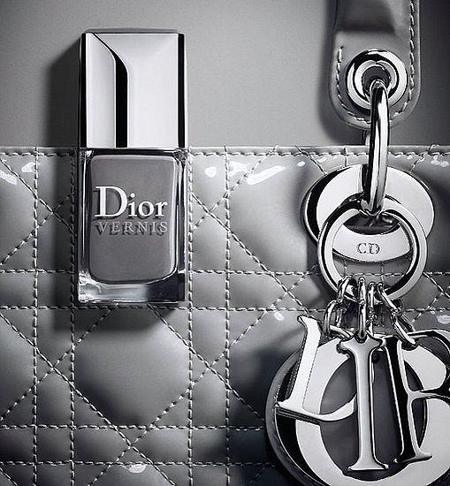 Dior w szarościach