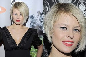 Marta Wiśniewska zaprezentowała wczoraj na imprezie MTV swój nowy image.