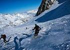 Stubai: narty na dachu Tyrolu