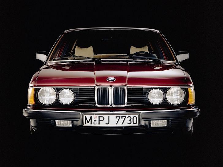 BMW serii 7 (E23)