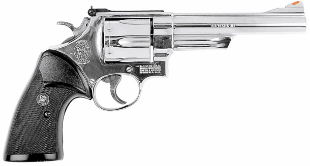 rewolwer, smith & wesson,magnum 44