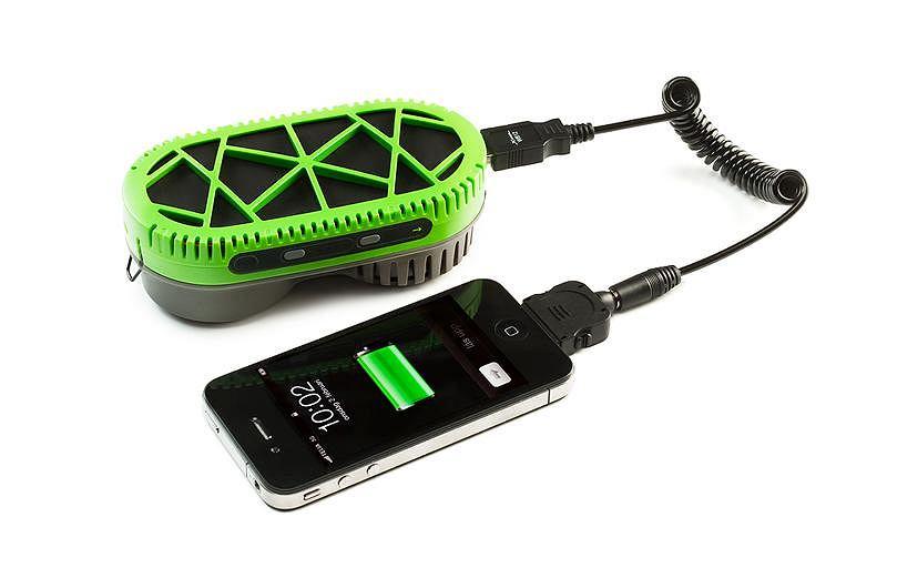 PowerTrekk - zasilacz USB na ogniwa paliwowe.