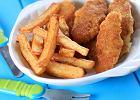 Menu dnia: ryba z frytkami!