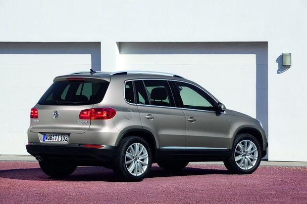 Volkswagen Tiguan 2011 (facelifting)