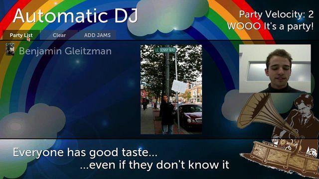 Automatic DJ