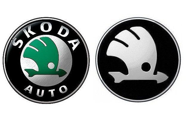 nowe logo Skody (2011)