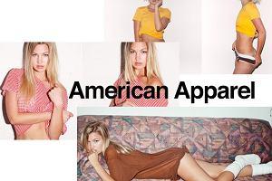 American Apparel: wariacje na temat t-shirtu