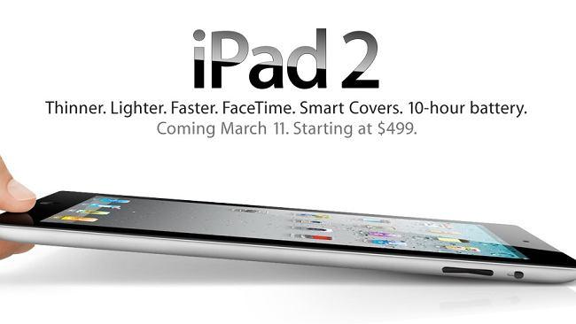 Kanadyjski przekręt z iPadem 2 w roli głównej