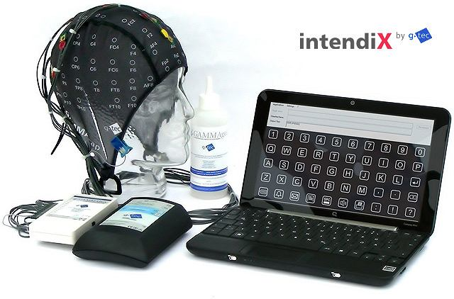Intendix pozwala pisać na komputerze za pomocą myśli