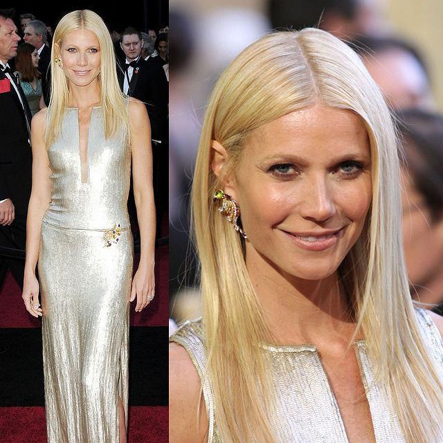 Gwyneth Paltrow na Oscarach 2011
