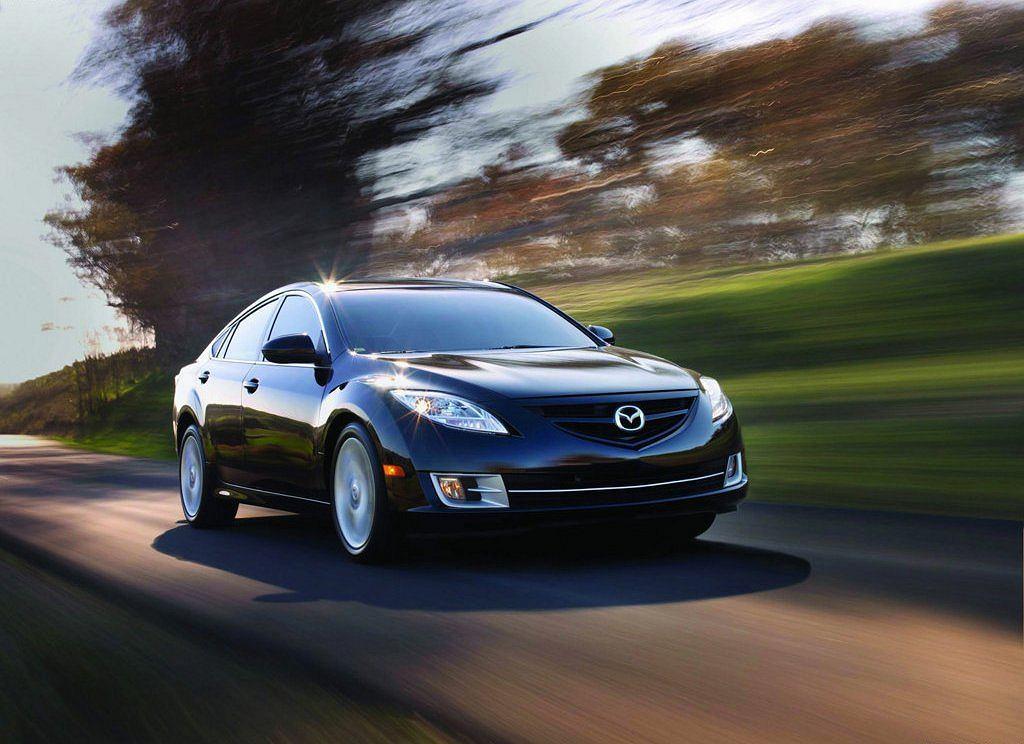 Mazda 6 US-spec (2009)